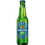 Пиво HEINEKEN безалкогольное в стеклянной бутылке, 0,47 л