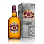 Виски СHIVAS REGAL 12 years в подарочной упаковке, 1л