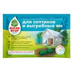 Биоактиватор CLEAN DROP для септиков и выгребных ям, 80 г