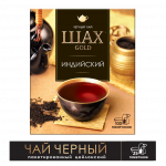 Чай ШАХ GOLD Индийский в пакетиках, 2г х 100шт
