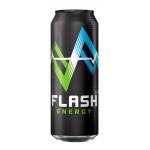 Энергетический напиток FLASH UP 0,45 л