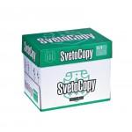Офисная бумага SVETOCOPY A4, 80г/м2*5 шт